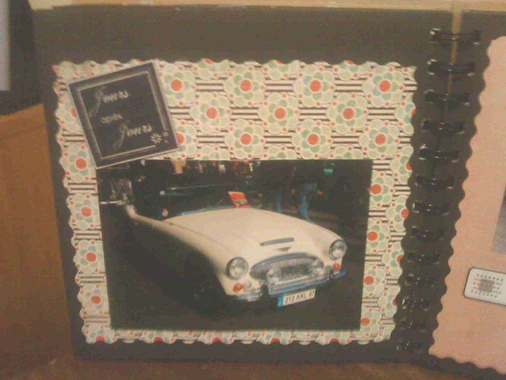 mini album voitures collection