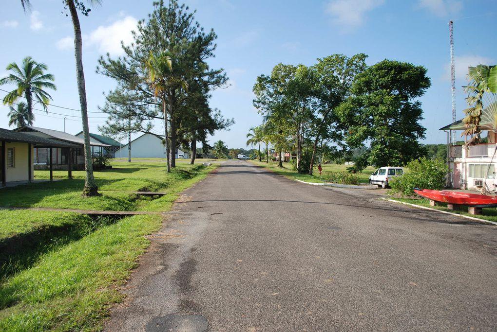 Photos des differentes infrastructures du Régiment.