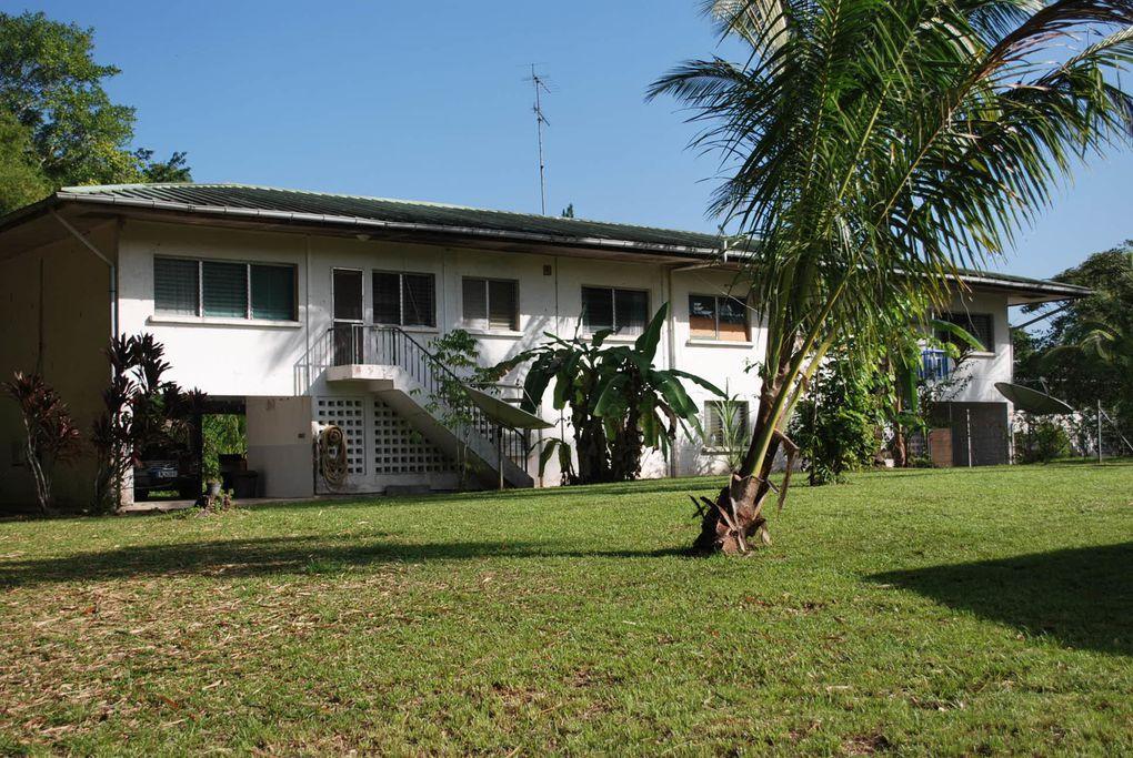 quelques clichés des logements que l'on retrouve sur le camp Némo