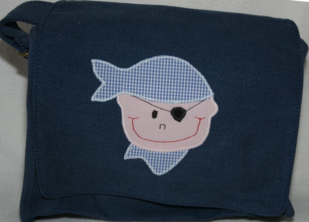 Taschen im Canvas-Style