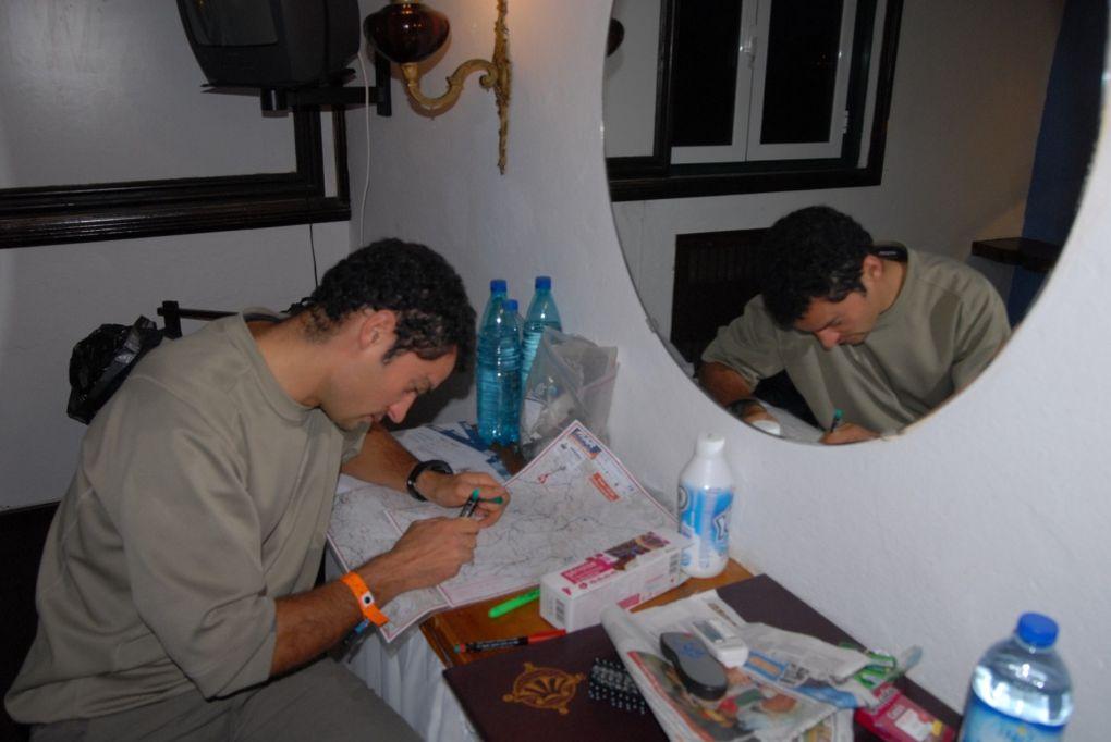 Finale du Championat du Monde de Raid Aventure au Portugal - Ocobre 2009