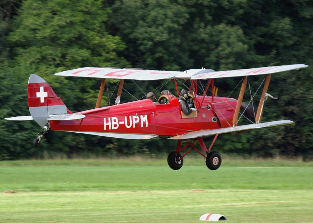 Le plus beau meeting et Fly-in d'Europe