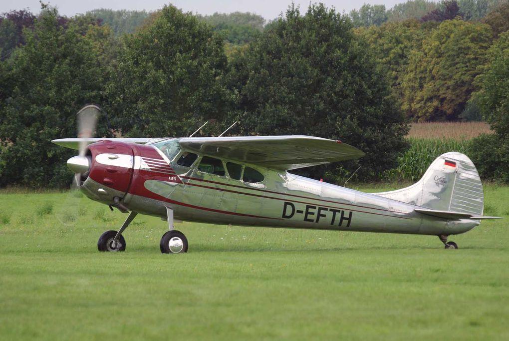 La plupart sont les plus beaux avions de collections vues lors des vacances en Allemagne et le Benelux en 2011