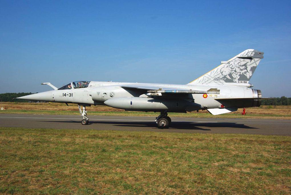 Album d'appareils militaires peint pour des occasions spéciales, comme par exemple le NATO Tiger-meet.Merci à Laurent pour le prêt de ses photos.