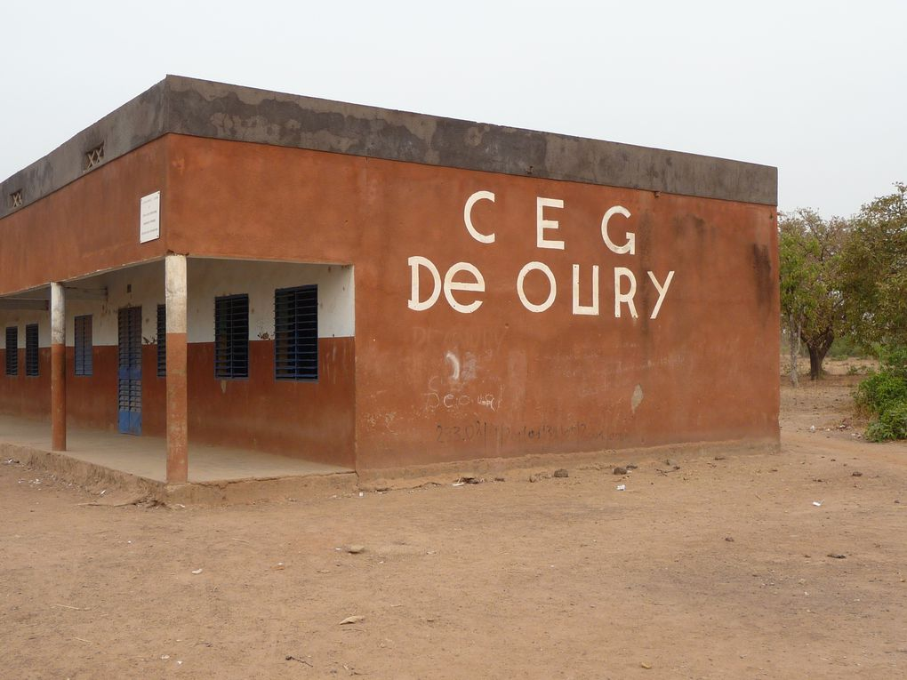 Collège d'Oury