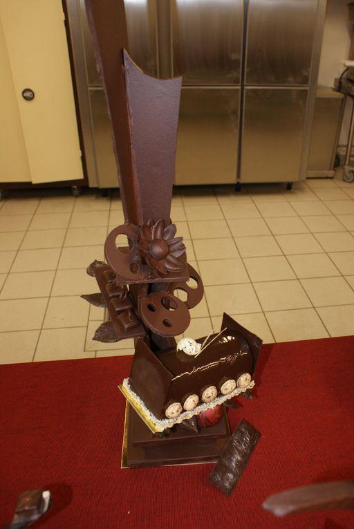 Album - 2009 Pièces chocolats