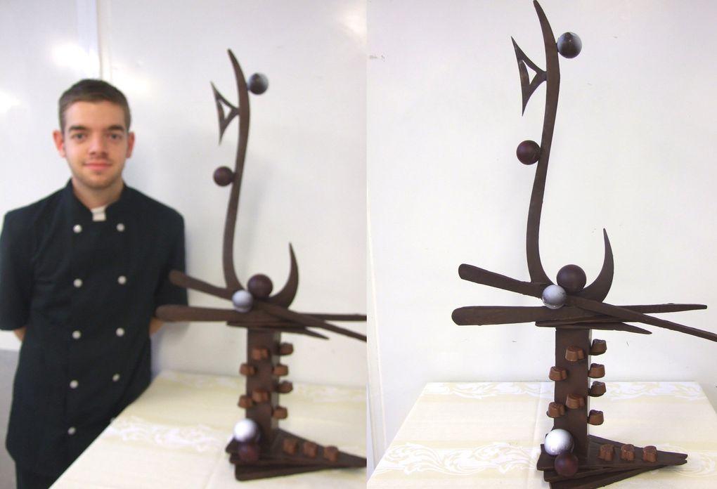 Album - 2010 Pièces chocolats