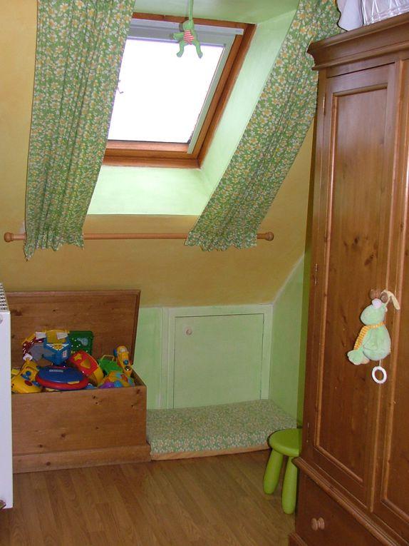 On me demande souvent de décorer des chambres d'enfants. Mais jusqu'à présent je n'ai eu que des garçons. A quand une chambre Hello Kitty ?