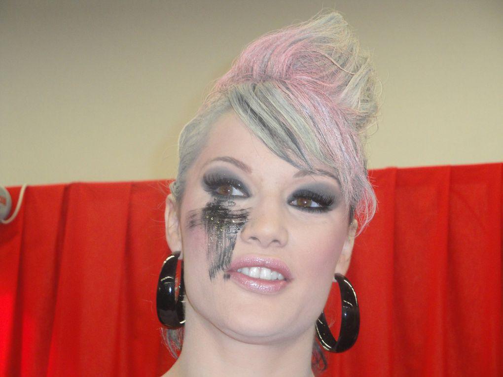 Quelques photos des Journées Ongles et Maquillage 2010 (congrès de mars 2010)