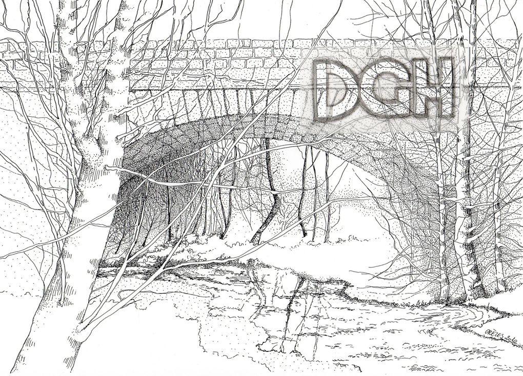je vous présente 68 dessins à l'encre du patrimoine de mon beau village dessinés en 2009 et 2010ces dessins sont à vendre , pour cela me contacter par emaildanielle.holleville957@orange.fr