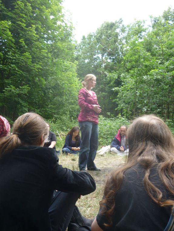 festival 2011 : atelier contes par Nagali et Kresnik