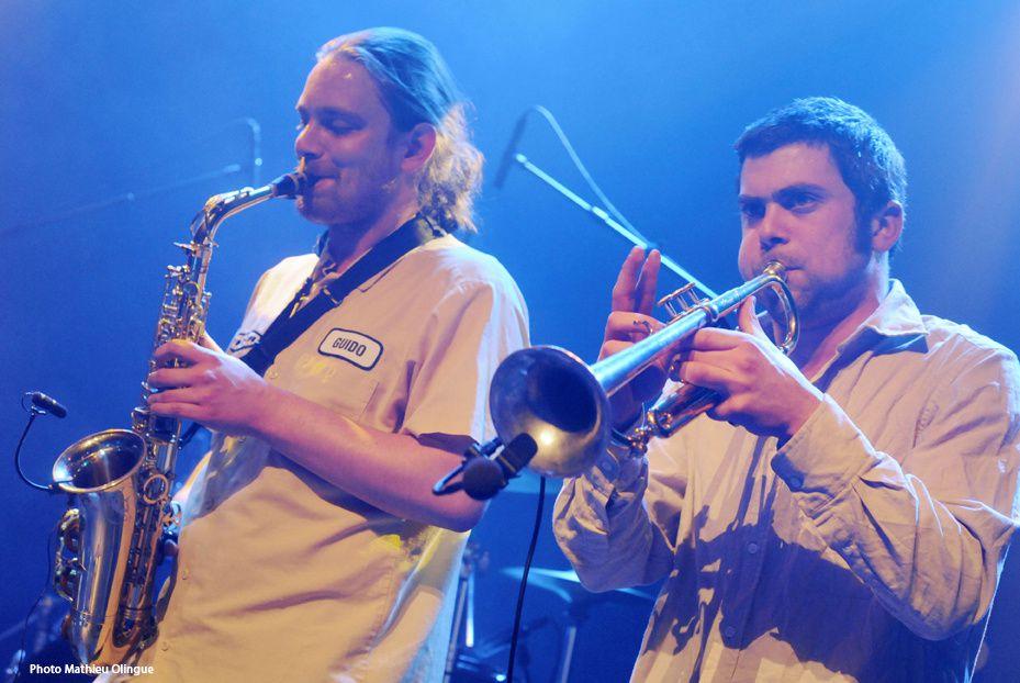 Festival Transeuropéennes, Flex Orkestar et Kampec Dolores au 106 le 18/03/2011