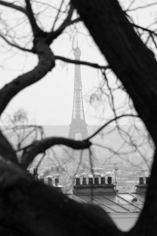 Les plus belles photos inédites de Paris, disponibles nulle part ailleurs...