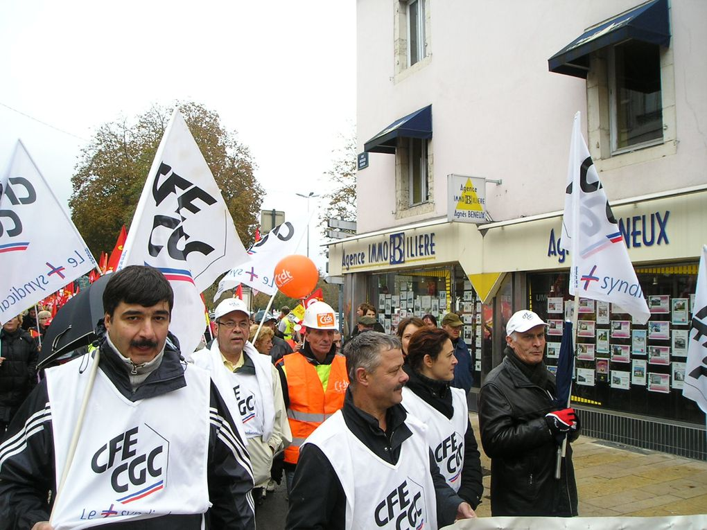 quelques images CFE CGC