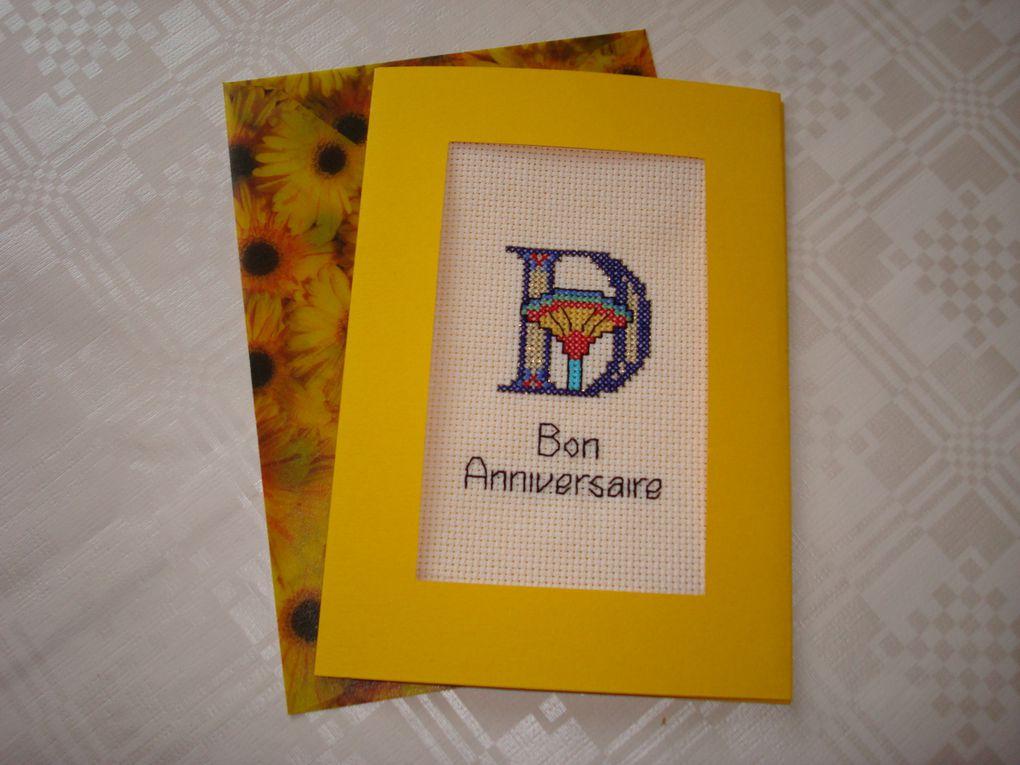 Des cartes et des enveloppes depuis 2006