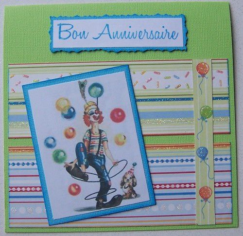 Album - cartes-enfants