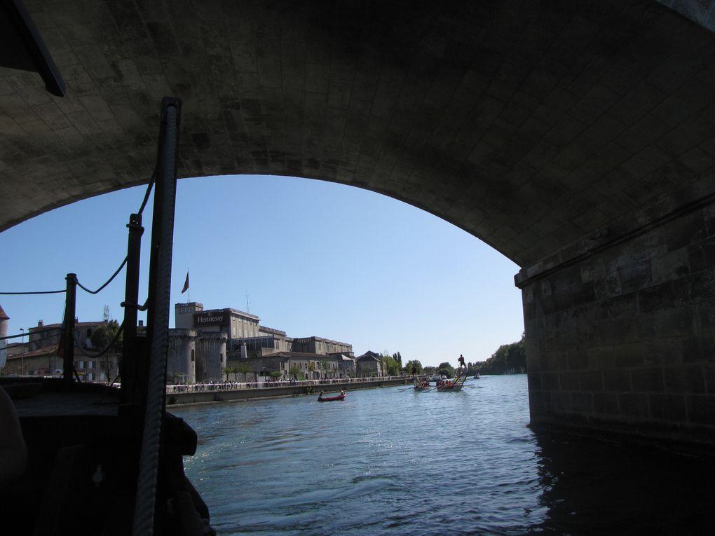 promenade au fil de l'eau sur la Charente