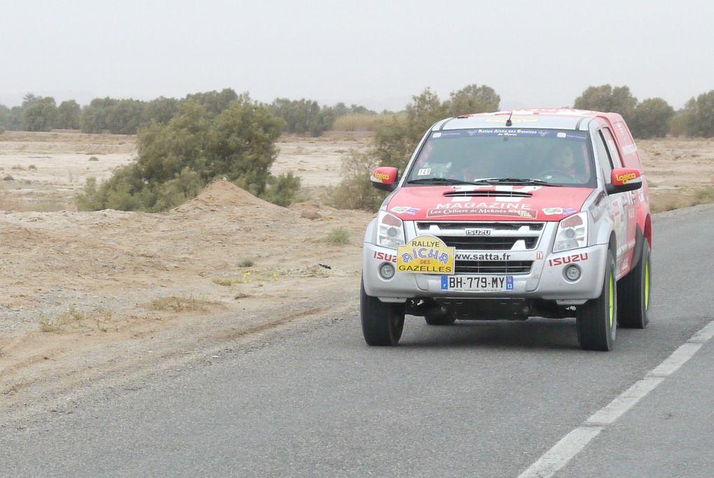 Album - Aïcha - Rallye des Gazelles 2011