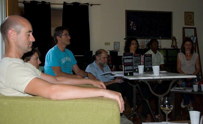 """L'Atelier """"Eveillez vos sens"""" pour Happy Planet Days (24 juillet 2010) http://www.happyplanetdays.com/"""