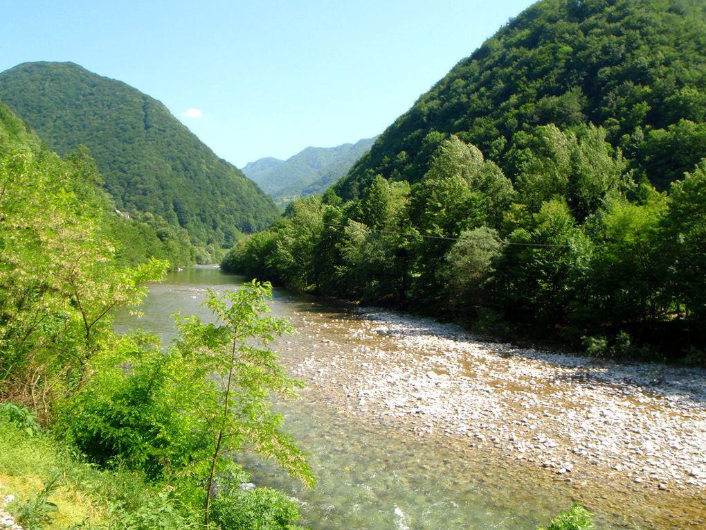ici vous trouverez quelques photos d un trip fly fishing en van en slovenie