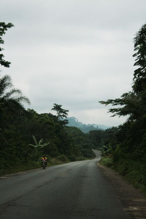 Album - 01 Sur la route de Dschang