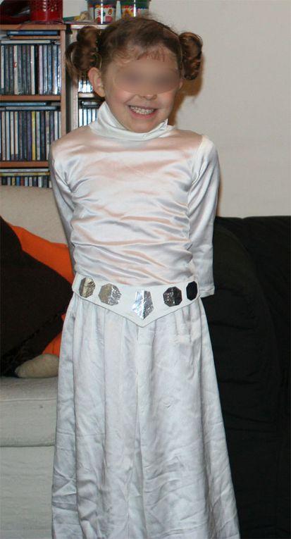 Les déguisements dont je vous propose ici les tutos.
