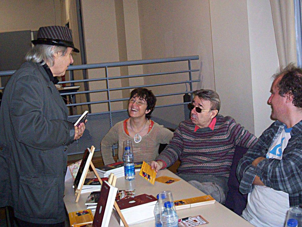 photos des journées de salon des auteurs