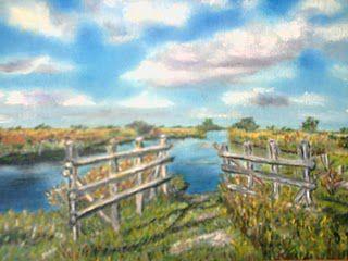 Quelques tableaux, depuis mes débuts, j'espère avoir progressé...Et que cela se voit...