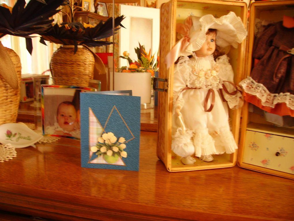 Décoration table et fleurs
