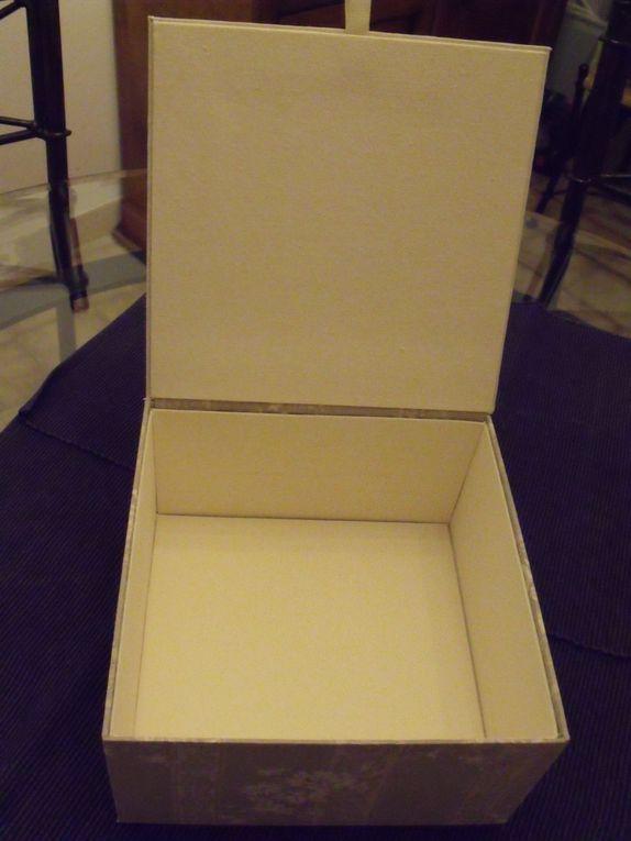 Album - Mon cartonnage
