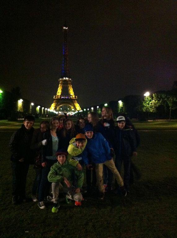Le voyage a Paris - 2013