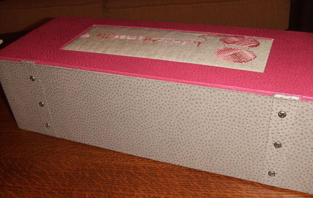 Cartonnages des élèves et des copines 2011/2012