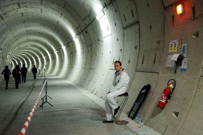 Album - Tunnel-sous-le-Rhone