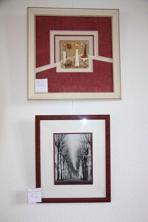 L'association réalise une exposition du 11 au 21 mai à la mairie de St Paul de Varces