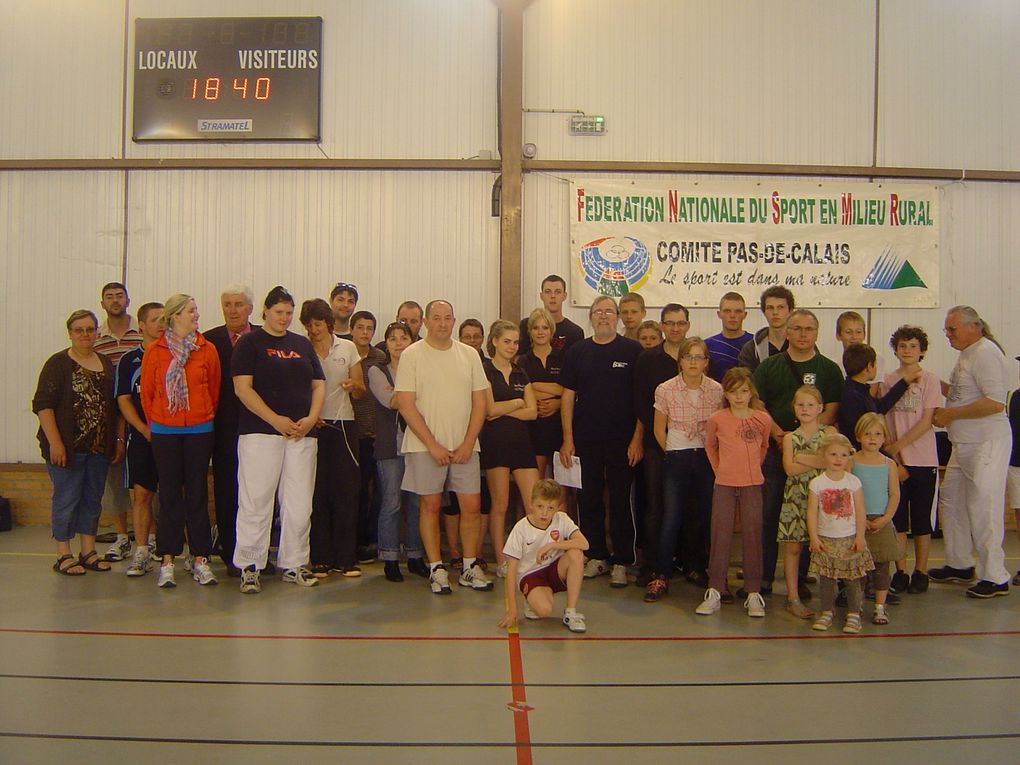 2011 - CDSMR - qualifications regionales à Preures (62)