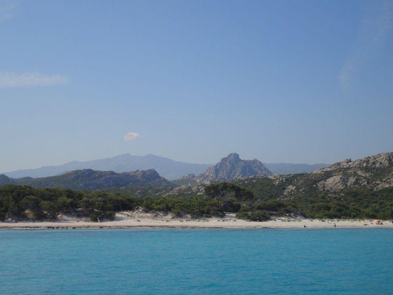 5 semaines dans l'île de beauté.