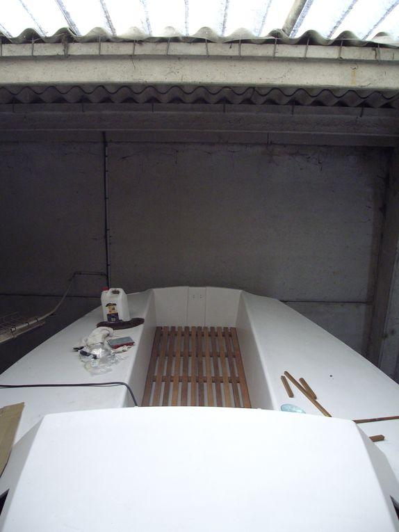 Début des travaux Août 2009