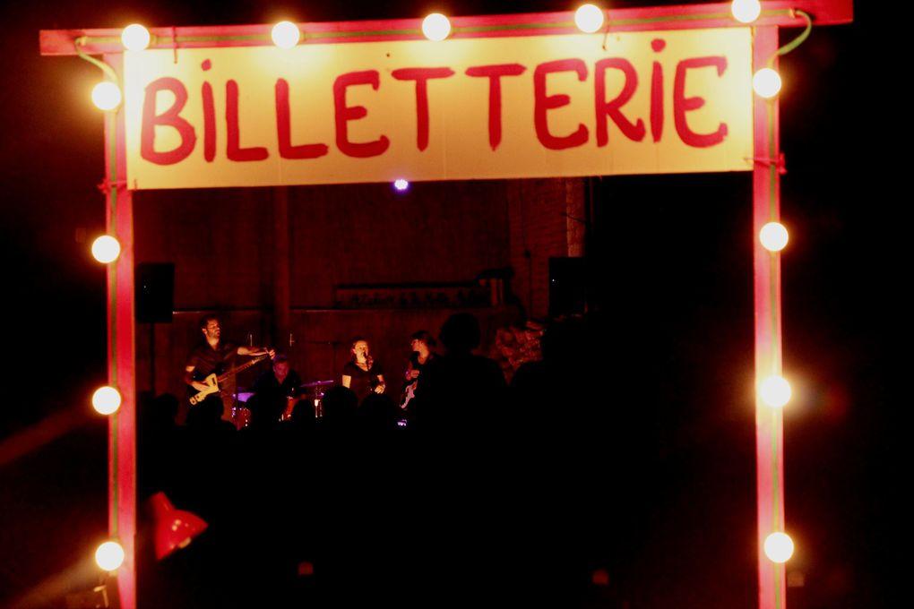 Concert de LP lors de l'événement MuZiC à la Motte d'été 2013. Photos : Romane