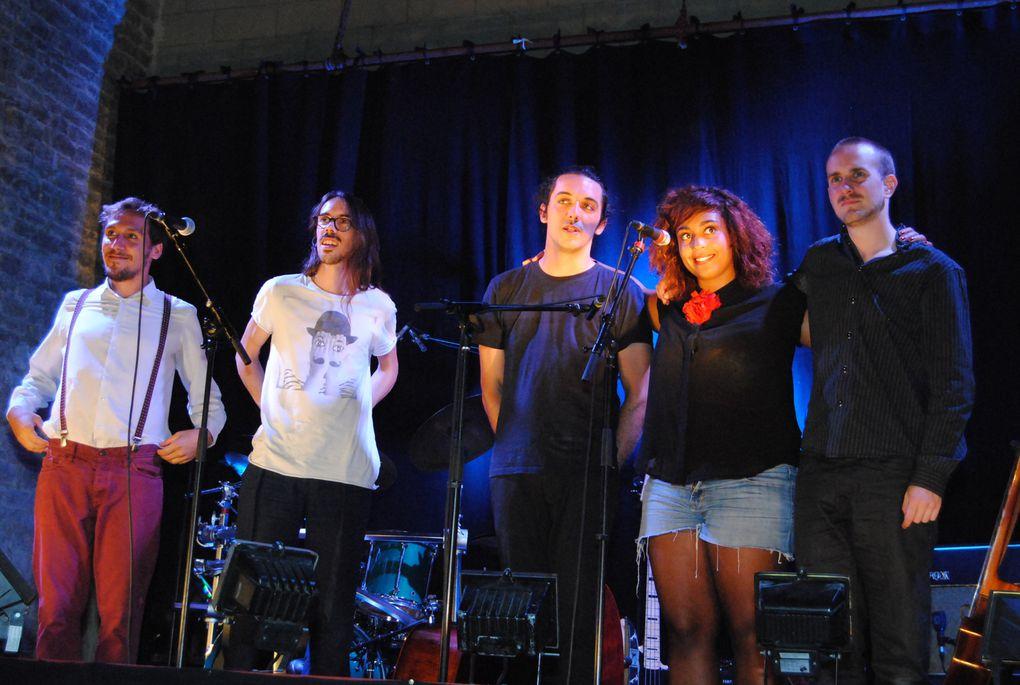 Dernier Concert avec Mayren à Muzic à la Motte d'été 2013 - 27 août 2013 - Photos Pierre Ducousso