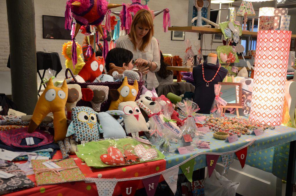Avec L'Atelier de Marie Chipote, Las Piñatas de Azulita, Madame Manu, Made By Lily, Le Haricot Magique, et beaucoup d'autres ...