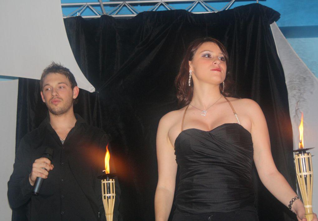 Premier spectacle très reussiA Istres