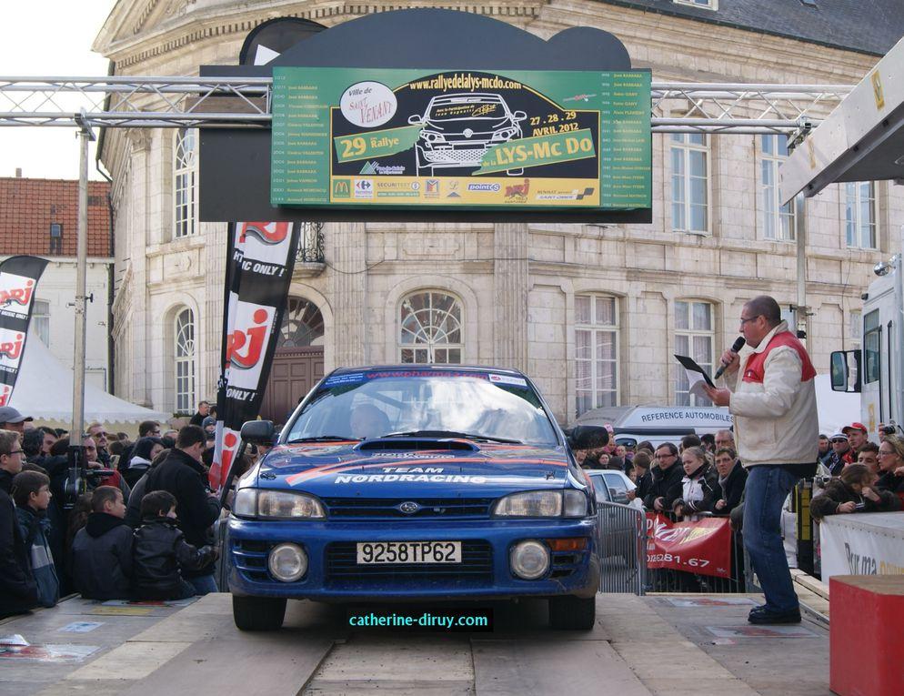 Album - 29e Rallye de la LYS Mc-DO suite