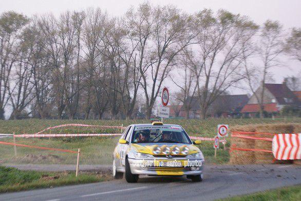 Album - 2e Flandre Opale Rallye