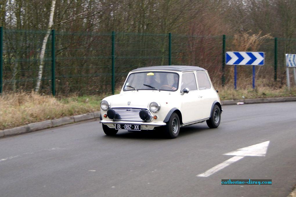 Album - 2eme Historic Routes des Flandres 2012