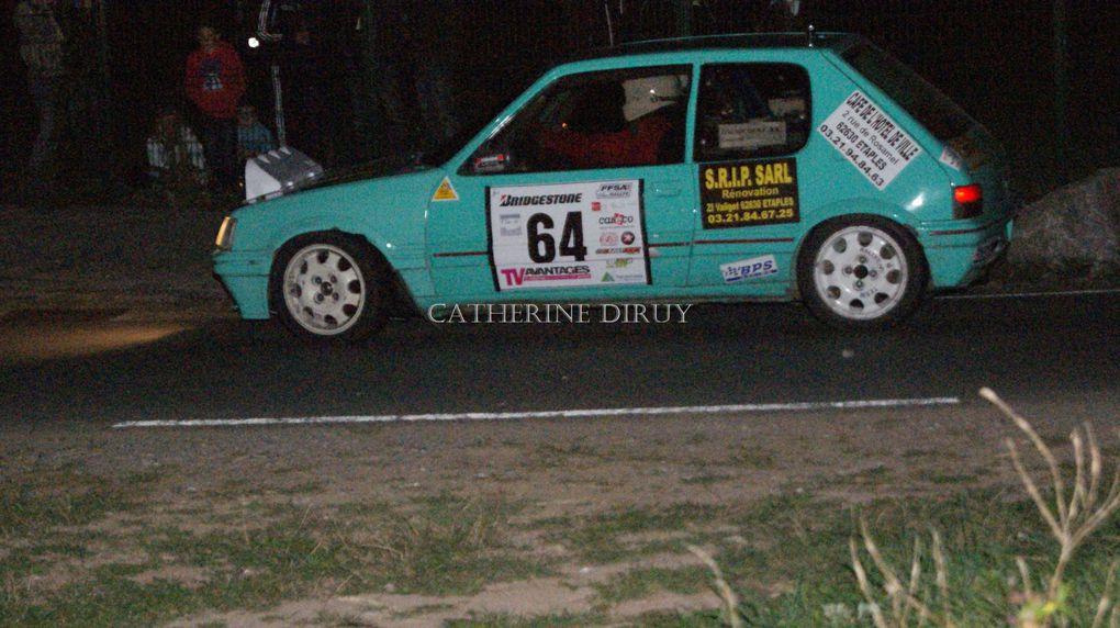 14 15 septembre 2012 Rallye du Béthunois qui compte pour la coupe de France