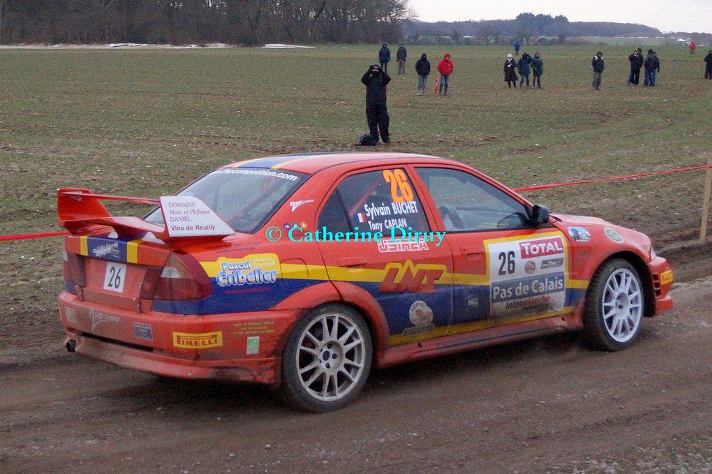 Album - ES 3  53eme Rallye Le Touquet  Pas de Calais