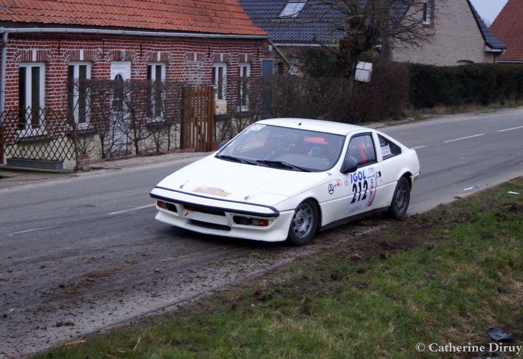 Album - Rallye des ROUTES du NORD V.H.C - V.H.R.S 2013
