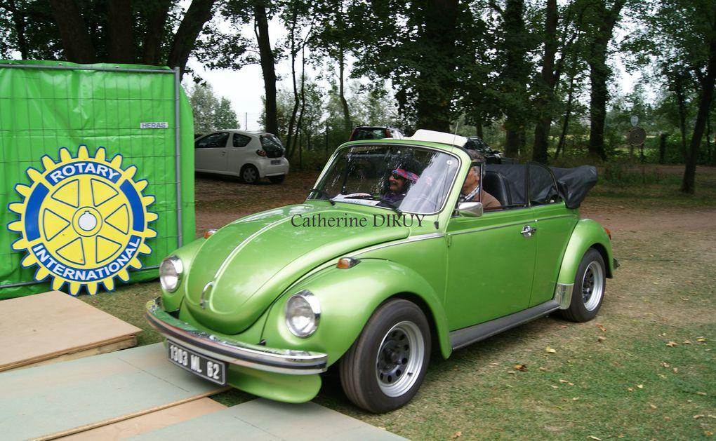 Au Château de NIEPPE LE 22 ET 23 SEPTEMBRE 2012 pour le weekend d'élégance automobile
