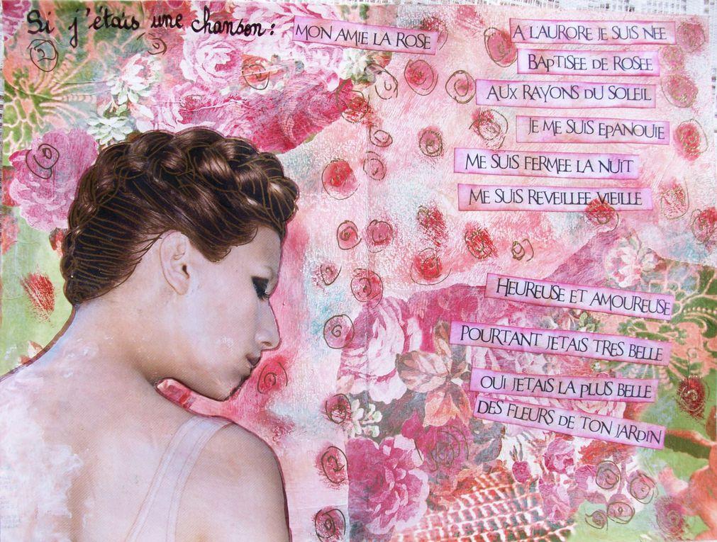 Album - art-journal : portrait chinois