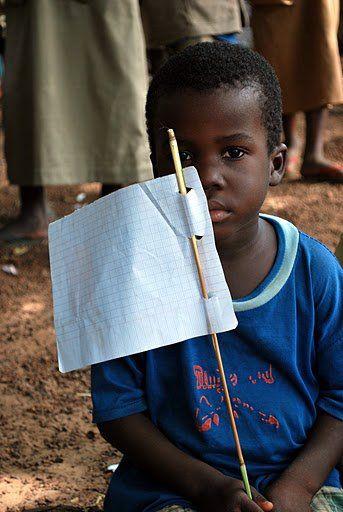 Découvrez le portrait de quelques enfants du Bénin, un regard, un sourire, un geste d'amour .....